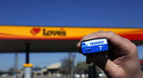 Transflo Mobile adds Drivewyze bypass app
