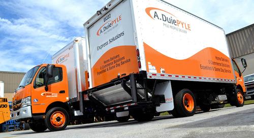 A. Duie Pyle shares tech essentials for Final Mile success