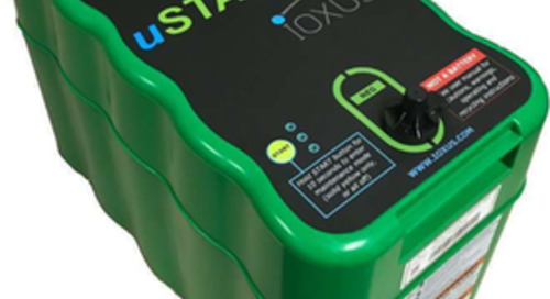 Ioxus' energy storage system