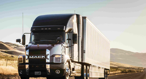 Mack: New Anthem long-haul tractor leaps on fuel economy
