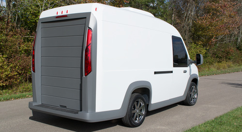 Workhorse set to deploy first fleet of all-electric vans in the U.S.