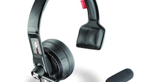 Plantronics' rugged headset