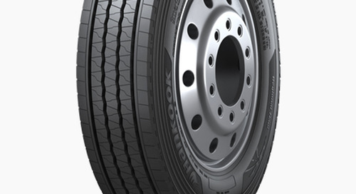 Hankook debuts new truck, trailer tires at MATS