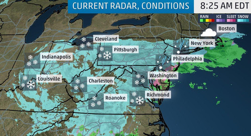 States ban trucks from interstates due to severe winter storm
