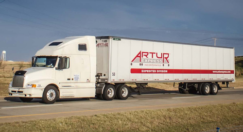 Artur Express expanding fleet with 135 new trucks