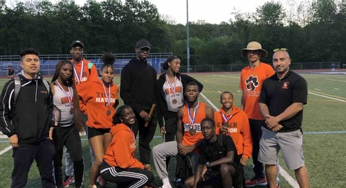 Henry Snyder Track Team Heads To Nationals on June 13th