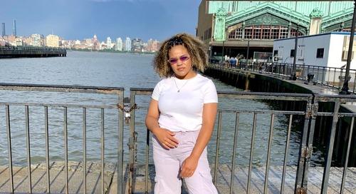 Naya Shea –Young, Ambitious and Gifted