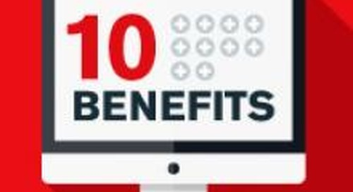 10 benefits of working with a Managed Services Provider
