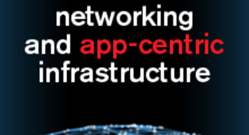 Why application-centric infrastructure is redefining business