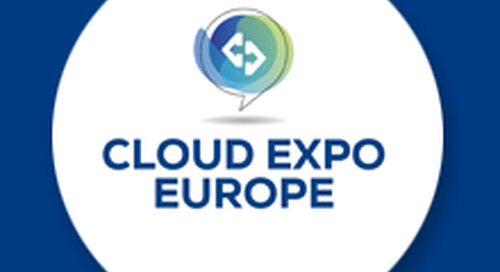 Claranet at Cloud Expo Europe!