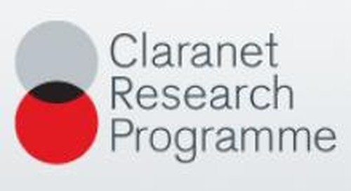 When you know better you do better: an introduction to the Claranet Research Programme