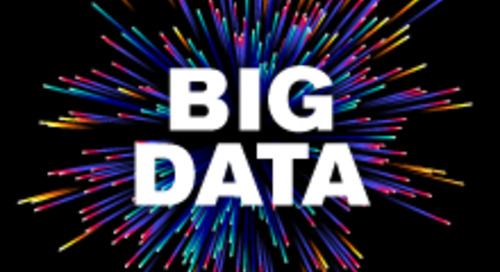 Even outside big data, data is getting bigger