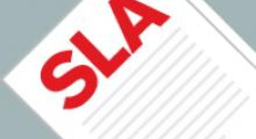 Is the traditional SLA too basic to guarantee customer satisfaction?