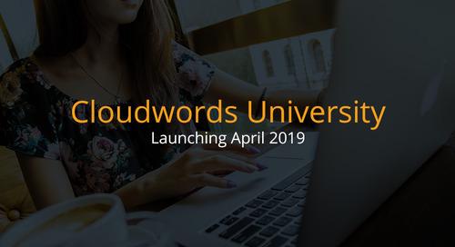 Cloudwords University