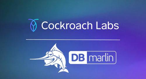 DBmarlin helps CockroachDB customers optimize performance