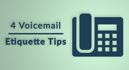 4 Voicemail Etiquette Tips