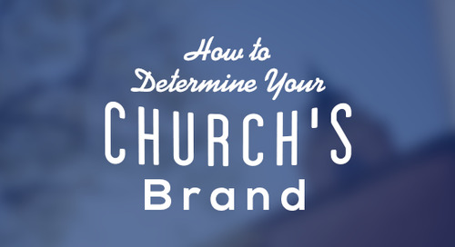 How to Determine Your Church's Brand