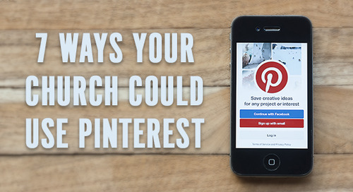 7 Ways Your Church Could Use Pinterest