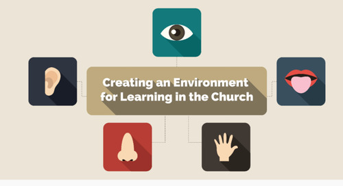 Creating an Environment for Learning in the Church