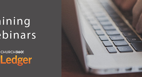 Training Webinars: Setting Up Your Account and Entering Transactions