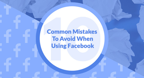 10 Common Mistakes To Avoid When Using Facebook