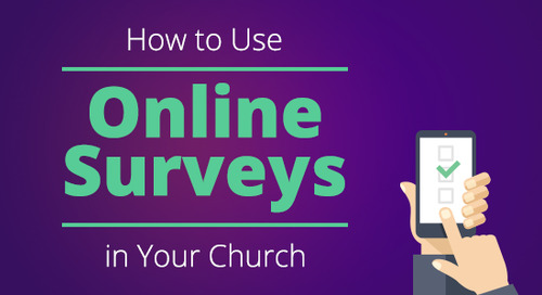 How to Use Online Surveys in Your Church