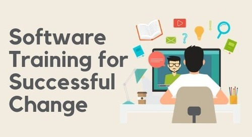 Software Training for Successful Change