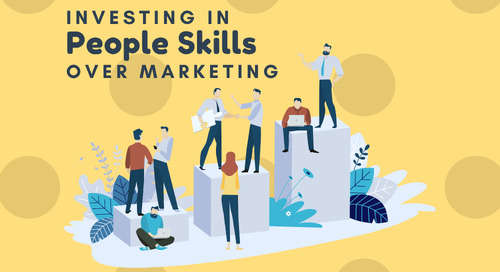 Investing in People Skills over Marketing