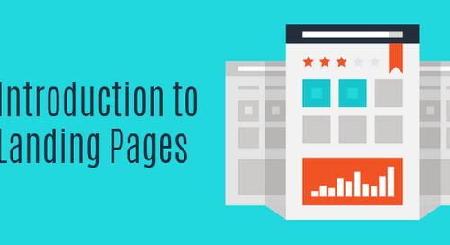 Introduction to Landing Pages