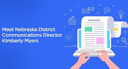 Meet Nebraska District Communications Director Kimberly Myers