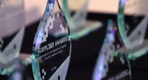 Copperleaf Wins the Digital Transformation Award at Anglian Water's 2018 Supplier Awards!