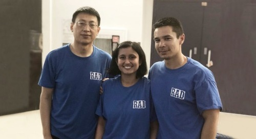 Copperleaf's RAD Initiative Raises Over $2,000 at TechPong 2018