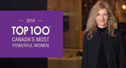 Copperleaf CEO Judi Hess Named One of Canada's Most Powerful Women for 2nd Consecutive Year