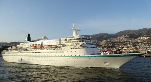 A Cruise Ship History: Albatros - Cruise Industry News