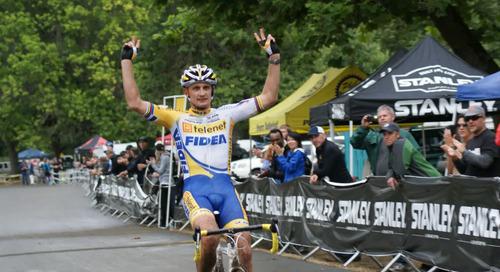 Throwback Thursday: Bart Wellen's Infamous One-Legged Maneuver in Overijse