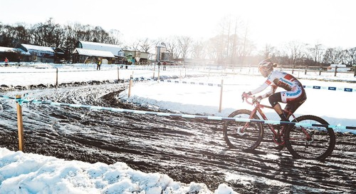 2017 North Carolina Grand Prix: Werner and West Take Snowy Day 1 – Updated: Full Report, Results