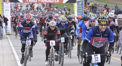 Paris to Ancaster Spring Classic Adventure Ride Returns to Ontario for 25th Year in April, 2018