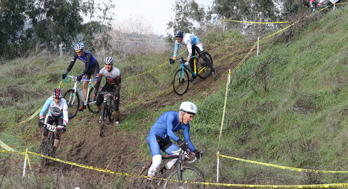 Cyclocross Season Continues Through February with California's Rockville Cyclocross Series