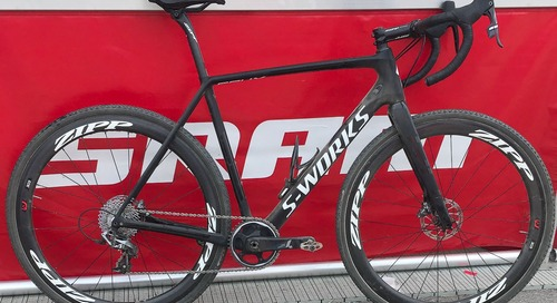 The 2018 Specialized CruX Cyclocross Officially Unveiled, Updated Diverge Emerges