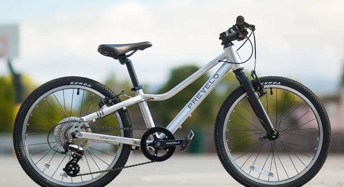 In Review : Prevelo Alpha Three 20″ Kid's Bike