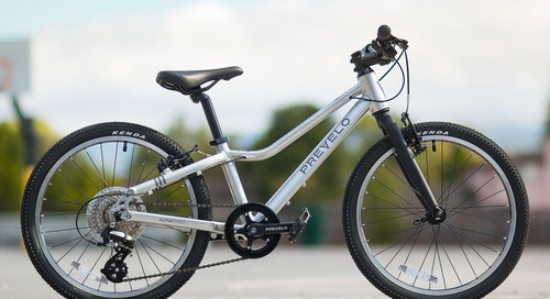 In Review : Prevelo Alpha Three 20″ Kid's Bike