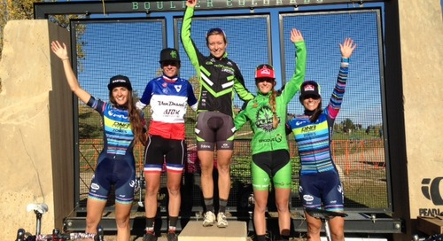 Huck, Driscoll Reign at Day 1 of the US Open of Cyclocross in Boulder – Report, Results