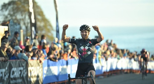 Ortenblad Continues to Roll with Win on Day 2 of GP of Gloucester – Results