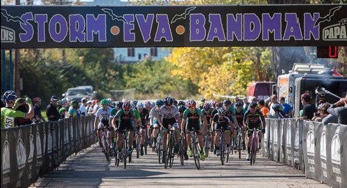 Papa John's Storm Eva Bandman Brings Halloween Cross Back to Louisville for 13th Year