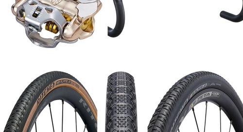 Ritchey Giveaway #2: Streem II Handlebar, WCS XC Pedals, WCS Speedmax and Alpine Tires