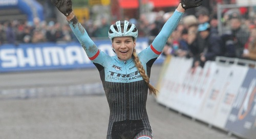 Trek CX Cup Day 1: Women's Results