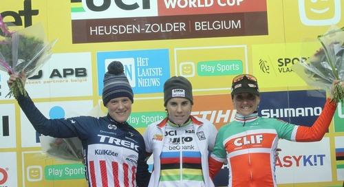 2018/19 European Cyclocross Series and CXM Race Coverage Schedule