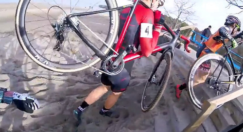 Video: Dueling GoPros at the 2017 NBX Gran Prix of Cyclocross from dirtwire.tv