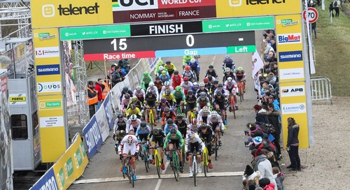 Start Lists: 2020 Nommay Pays de Montbeliard World Cup