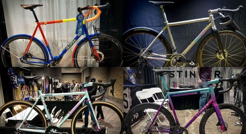NAHBS 2018 Photo Gallery: All-Road and Utility Bikes Ready For Adventure and More